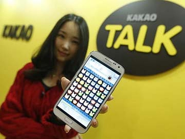 A brief History on the Kakao Talk and Company